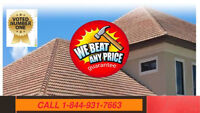 ⭐▶VOTED BEST ROOFER▶FINANCE OPTIONS▶LIFE TIME WARRANTY▶⭐