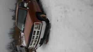 1988 GMC Sierra Pickup Truck