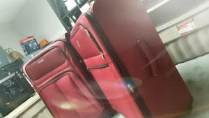 Atlantic and Samsonite Luggages
