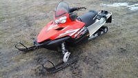 07 Polaris 600 Switchback, Elec Start, Exc Cond MPD Motorsports