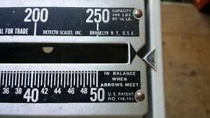 Vintage Doctor's scale. Perfect working condition Kingston Kingston Area image 3