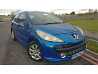 2008 57 Peugeot 207 1.4 m:play +++IDEAL FIRST CAR+++