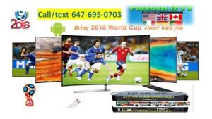 Live FiFa 2018 Russia and More than 2000 Channels