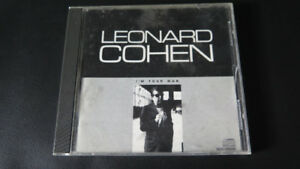 Cd Cohen,Nougaro,Elton,Idol,Kenny G, Norah Jones,Bee Gees