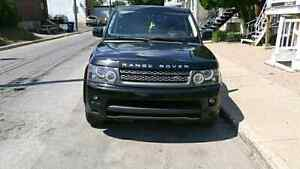 Range rover supercharged full equipped