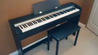 Casia 730 keyboard Piano