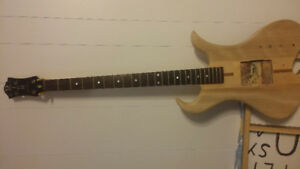 Basse BC Rich Wave, NJ series, rare...