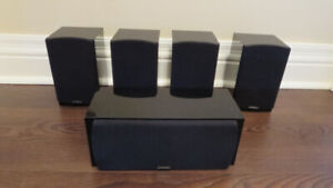 energy take classic speakers home theater
