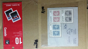 Mini Booklet Stamps, Coins, Rings, collectibles and more... Kitchener / Waterloo Kitchener Area image 7