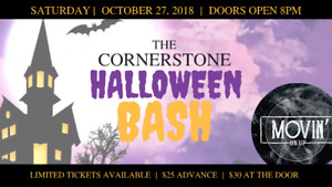 The Cornerstone Halloween Bash!