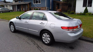 2004 Honda Accord DX Sedan
