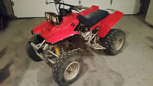 1988 Yamaha Warrior 350 Assembly Required