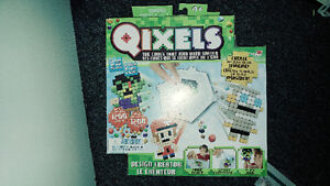 QIXELS THE CUBES THAT JOIN WITH WATER BRAND NEW