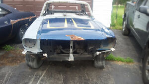 Special price for today!!1968 Mustang project