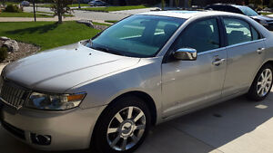 2008 Lincoln MKZ Leather Sedan