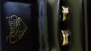Wedding ring set by Fawcett's Fine Jewellery