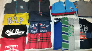 Large lot of 18-24 mths Boys Winter Clothing (71+ items)