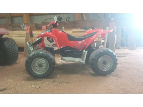 2014 Polaris 4 Wheeler