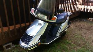 Scooter Honda Élite 150 1985