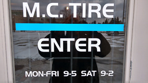 Do you need tires, MC TIRE for all your needs