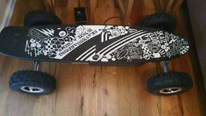 Brand new Electric Skateboard. - Lithium Battery Melbourne CBD Melbourne City Preview