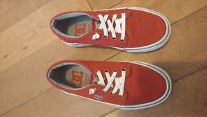 DC slip on shoes