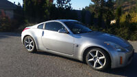 2003 Nissan 350Z Performance Coupe (2 door)