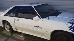 1987 Ford Mustang Hatchback