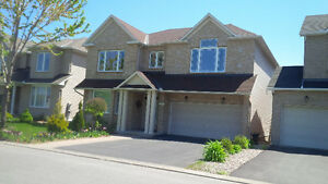 Stunning 4 Bd /3.5 Bth Single Detached Home in Barrhaven