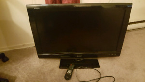 """SHARP 40"""" LCD HDTV FOR SALE"""