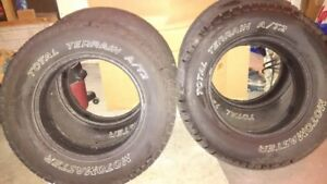 Snow Tire from Ford Escape