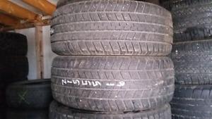2 P215/55R16 GT Radial Champiro WT55