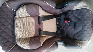 Car seats and stroller