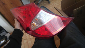 ACCENT 2012 2013 2014 2015 2016 LUMIERE GAUCHE OEM TAIL LIGHT