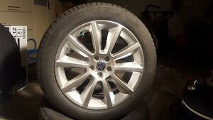 Ford Alloy rims & Michelins