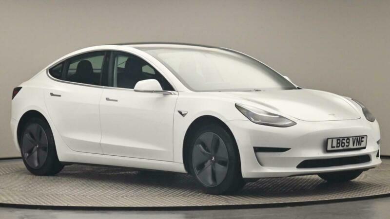 2019 Tesla Model 3 Dual Motor Performance Auto 4WDE 4dr ...