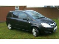 2010 10 Vauxhall Zafira 1.6 ( 115ps ) Energy 2 FORMER KEEPERS 7 SEATER PX WELCOM
