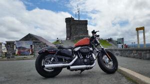 Harley Sporster 48