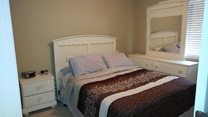 Bedroom Furniture 3 Piece Suite & Mattress Set