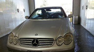 2003 Mercedes-Benz CL-Class 320 Coupe (2 door)