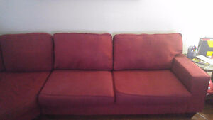 Custom Sectional Couch