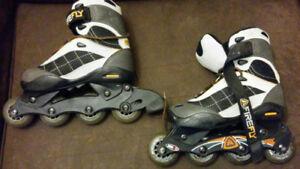 Patins à roulettes (roues alignées) Firefly (size 35 EU / 2 US)