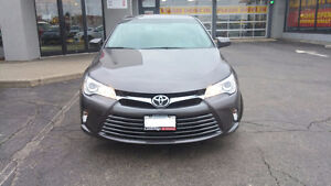 2016 Toyota Camry Sedan with Heated Seats