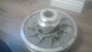 secondary clutch for 800 two stroke