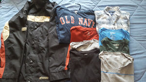 Men's Size Small Clothing Lot