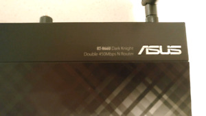 ASUS Dark Knight RT-N66U Dual-Band Wireless-N900 Router