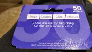 Chapters Indigo Gift Card