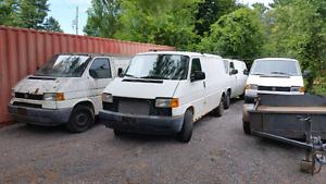 1997 vw transporter vans volkswagen diesel 1 ton capacity