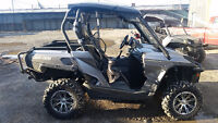 CAN AM COMMANDER 1000 EPS LIMITED 2012