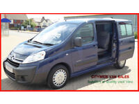 2009 Citroen Dispatch 1.6HDi 90 L1H1 6 Seat 1000 SWB Combi